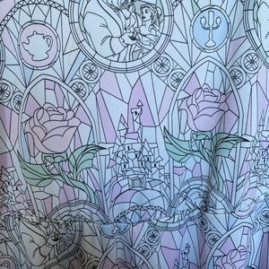 Disney Beauty and the Beast dress